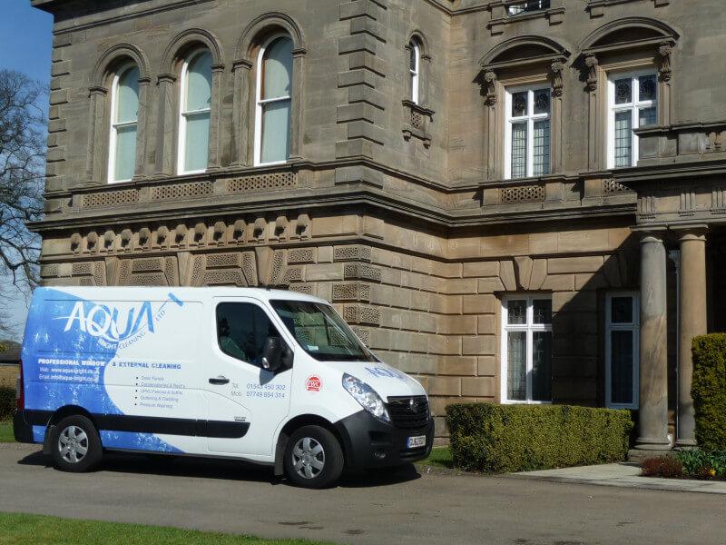 Aqua-Bright Cleaning Ltd - Window Cleaners - 06