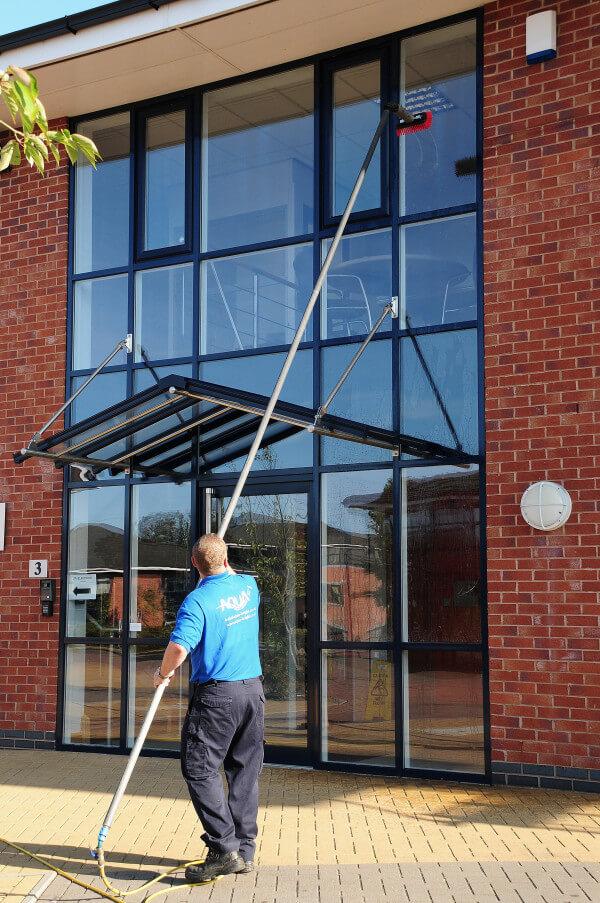 Aqua-Bright Cleaning Ltd - Window Cleaners - 08