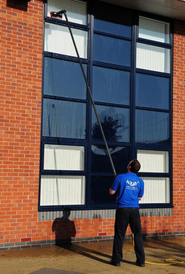 Aqua-Bright Cleaning Ltd - Window Cleaners - 09